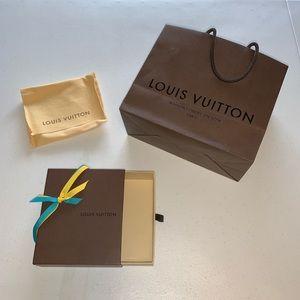 Louis Vuitton Bags - Louis Vuitton New Box/Dust Bag